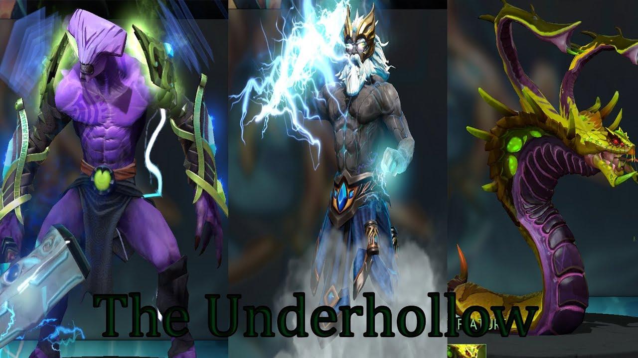 Underhollow