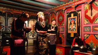 探訪藏族家庭 3
