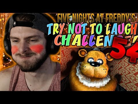 Vapor Reacts #787 | [FNAF SFM] FIVE NIGHTS AT FREDDY'S TRY NOT TO LAUGH CHALLENGE REACTION #54 thumbnail