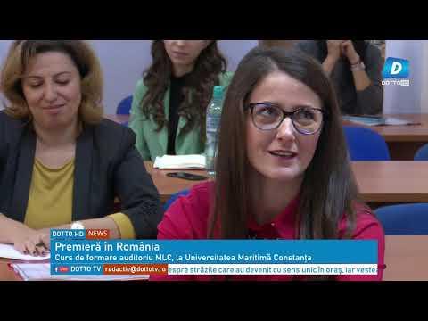 Premieră pentru români, la o universitate din Constanța!