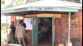 Police Arrest 34 Aliens In Kapenguria