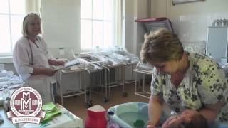 Первое купание новорожденного || ОВП