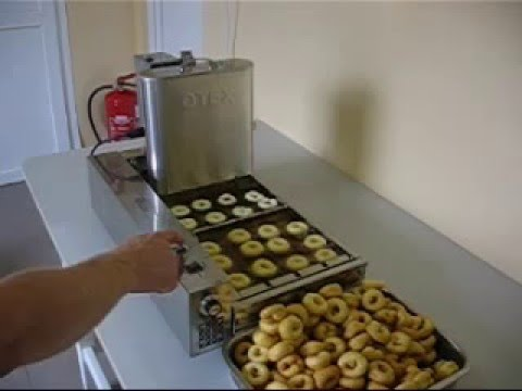 automatic mini donut machine doovi. Black Bedroom Furniture Sets. Home Design Ideas