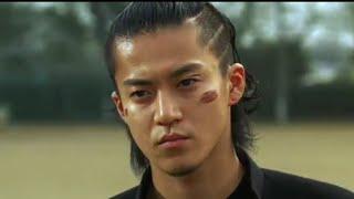 Crows Zero 2 Takiya Genji vs Narumi (Ost batle ending)