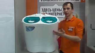 Видеообзор стиральной машины LERAN TWM 210-30 B со специалистом от RBT.ru