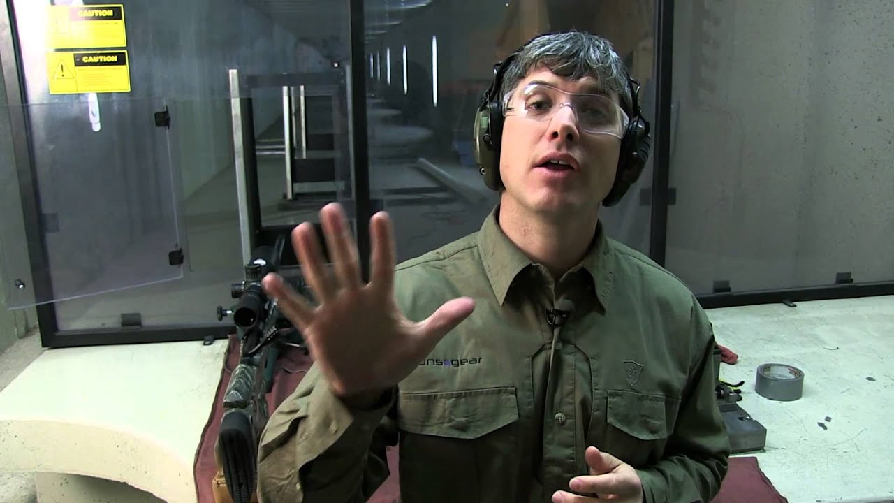 Barnes VOR-TX Ammunition 338 Lapua - YouTube