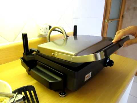 silex grill machine youtube. Black Bedroom Furniture Sets. Home Design Ideas