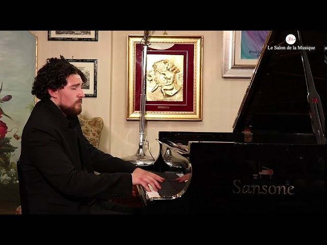 Immanuel Bah plays Variations & Fugue on a Theme by Händel Op. 24 by Johannes Brahms