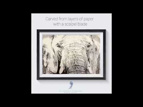 Omaha Artists Inc Winter Show 2018 - Wise Old Elephant 2nd Place