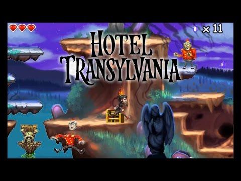 Citra Emulator (CPU JIT) - Hotel Transylvania [1080p] - Nintendo 3DS - 동영상