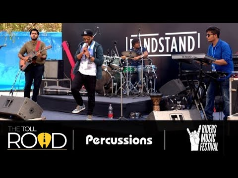 Zephyr | Percussions | Riders Music Festival | JLN Stadium | Delhi Based 'Bollywood Fusion Band'