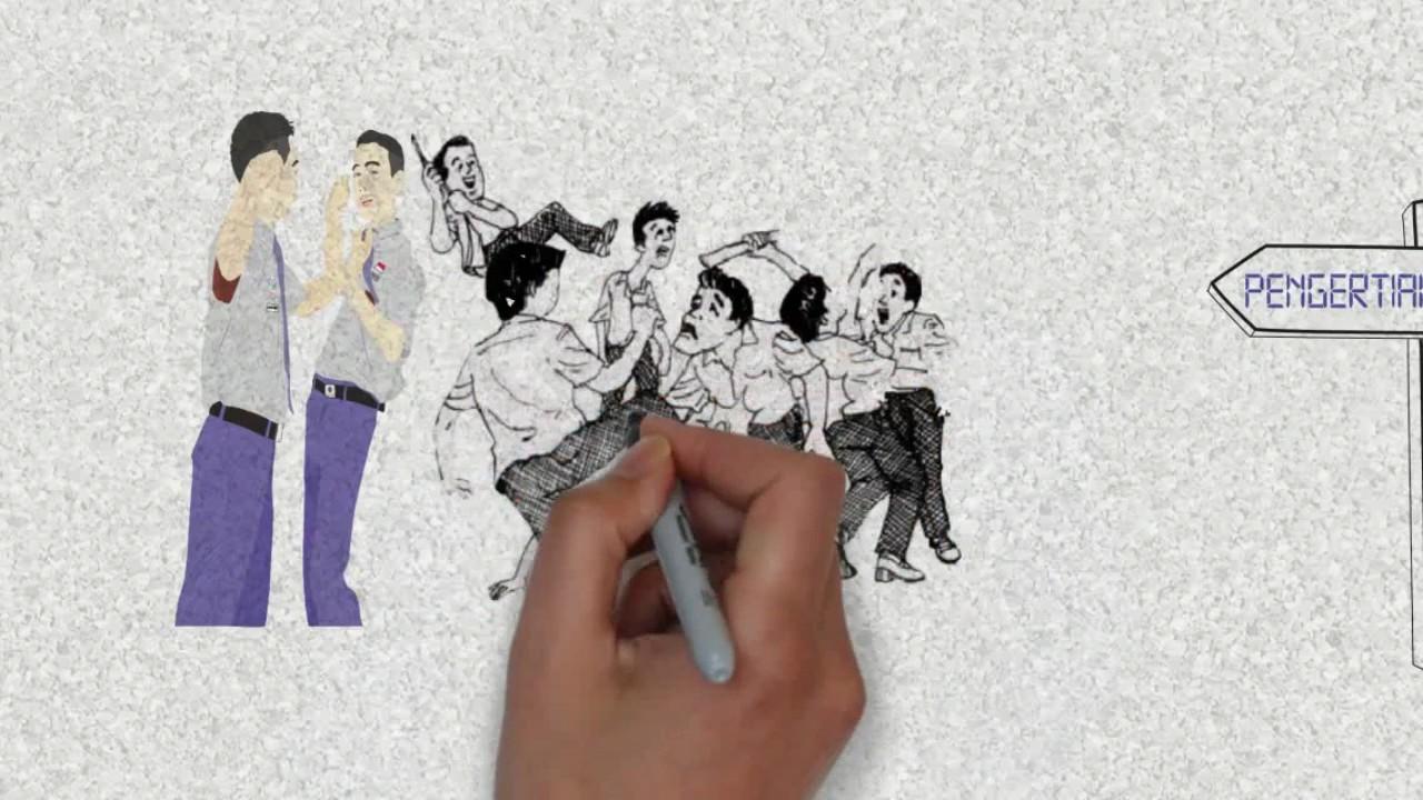 Teks Eksplanasi Sosial Tawuran Smk Negeri 1 Air Putih Youtube