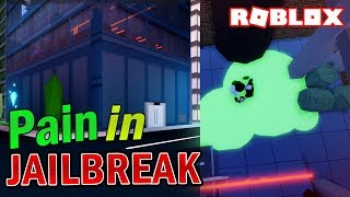 All Jailbreak PAIN in 155 seconds | Roblox