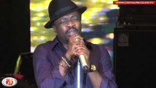 Anthony Hamilton - Pray for me / her heart (live in Nairobi)