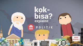 Politik: Ilmu untuk Memahami Kekuatan dan Kekuasaan - 🧠 Kok Bisa Explains - Episode #11