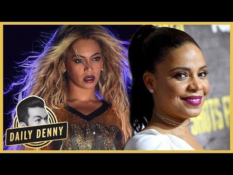 Did Sanaa Lathan Bite Beyonce? | Daily Denny