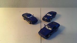 Disney cars all rod torque redline variants