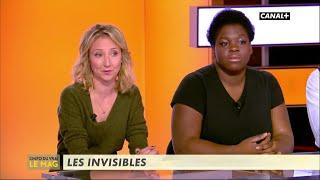 Les invisibles : Audrey Lamy et Deborah Lukumuena se confient - L'info du vrai du 08/01 - CANAL+