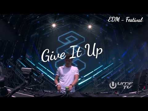 Give It Up - Mike Williams & Stevie Appleton Ft. A*M*E ( New Track )