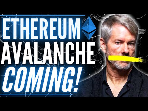 Michael Saylor AVALANCHE Coming For Ethereum! Michael Saylor Updated ETH Price Prediction (May 2021)