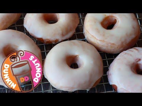 Donas Caseras al estilo Dunkin Donuts