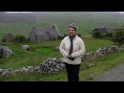 Exploring family history in the Shetland Islands