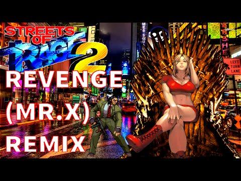 Streets of rage 2 [古代 祐三 Yuzo Koshiro] - Revenge (Mr.X Boss Theme) [Styzmask Remix]