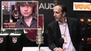 Lauten Audio Atlantis - NAMM 2012 - Synthax TV