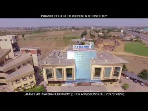 Pyramid College of Business & Technology, Phagwara 55 Sec AD