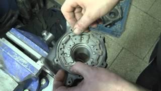 Regeneracja turbosprezarek 505-865-541 /669-253-025
