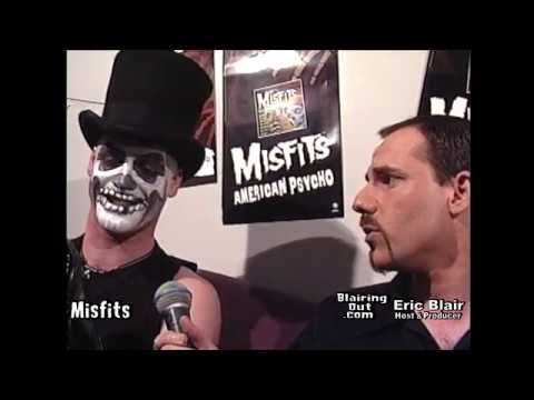 MISFITS Jerry Only, Michale Graves & Eric Blair Talk In 1997 Full Interview