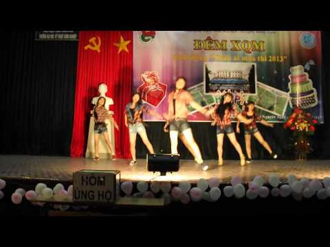 Nhảy hiện đại Day By Day - CLB Sinh Viên Tình Nguyện Vì Cộng Đồng XQM