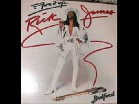 Rick James - Come Into My Life