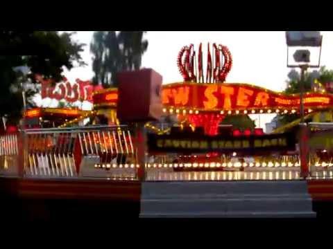 Cheltenham Montpellier Gardens Fun Fair 2014