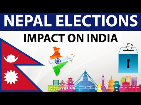 Elections in Nepal - From Monarchy to Democracy, Impact on India & China of New Communist government