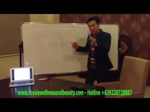 Royale Business Presentation By Aj Liao