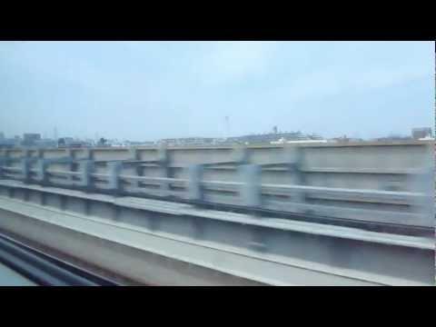 "【HD】View from the Shinkansen 【Super express ""HIKARI"" #469】 (Tokyo~)"