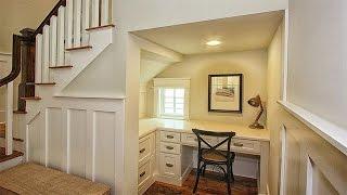 видео Лестницы для загородного дома на второй этаж: 40 фото в интерьере, дизайн