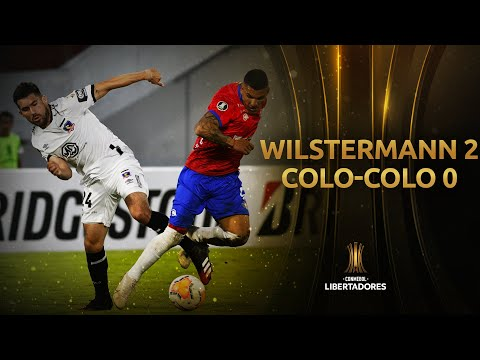 Wilstermann Colo Colo Goals And Highlights