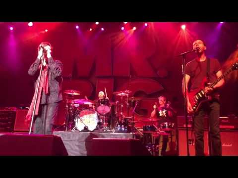 Download lagu Mr. Big - Everybody Needs A Little Trouble (Live) at Northern Lights Theater in Milwaukee, WI (5/31 Mp3 terbaru 2020