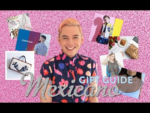 GIFT GUIDE MEXICANO - GEORGIE BOY