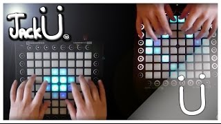Launchpad Cover: Beat Steady Knocking | Trilogy