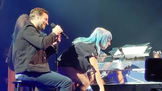 Lady Gaga And Bradley Cooper Shallow Live at Enigma Vegas Residency.mp3
