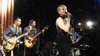 Jo Stance in Pori Jazz 2011 (Kehräämö)