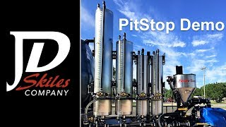 PitStop Chemical Mixing & Transfer System