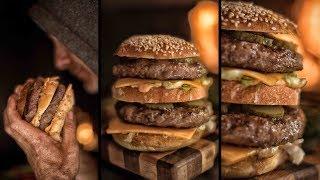 BEST HOMEMADE BIG MAC - EPIC FOOD!!! (PART II)