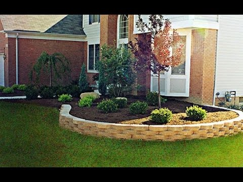 Five tips landscape garden design for beginners youtube for Garden designs for beginners