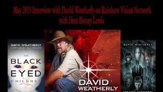 David Weatherly on The Black-Eyed Children 2015