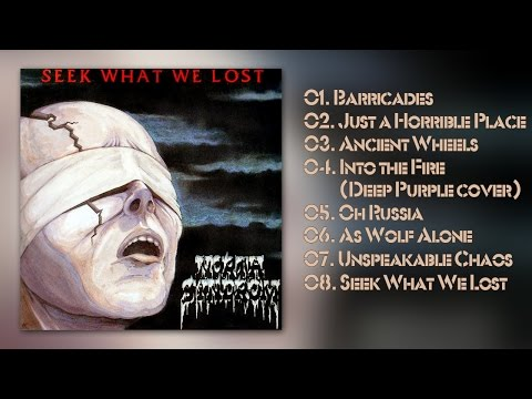NORTH SYNDROM - Seek What We Lost [Full Album] 1994