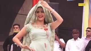 दिशोरी गांव में सपना का नया डांस सबको साथ नचाया | Latest Haryanvi Dance 2018 | Trimurti